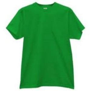 T shirt polo Green