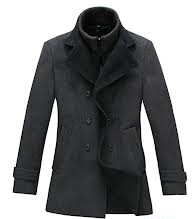 Gucci Coat Black